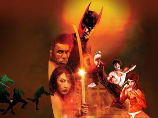 Batman Soul of the Dragon wallpaper
