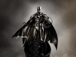 Batman Statue wallpaper