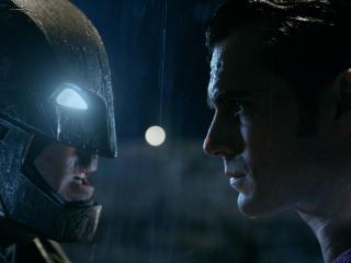 Batman Vs Superman Poster wallpaper