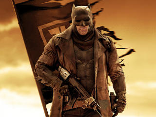 Batman Zack Snyders Justice League Knightmare Dream wallpaper