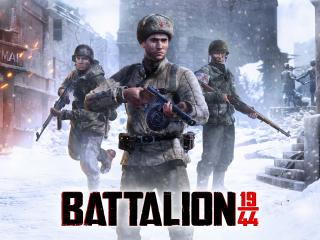 Battalion 1944 wallpaper
