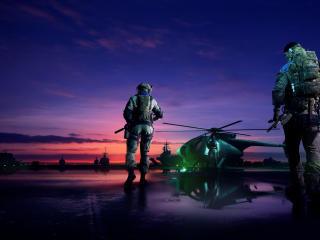 Battlefield 2042 4k New wallpaper