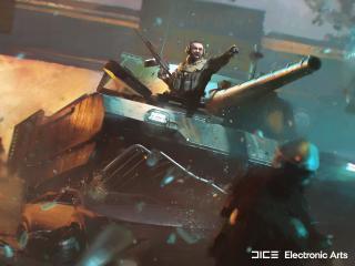 Battlefield 2042 4k Nwq 2021 wallpaper