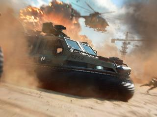 Battlefield 2042 Action Shooter Gaming Wallpaper wallpaper