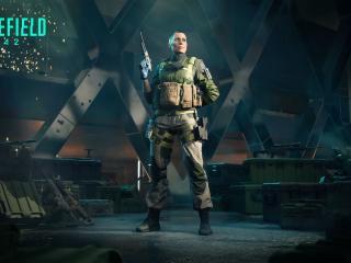 Battlefield 2042 Gaming 4K wallpaper