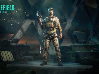 Battlefield 2042 Gaming wallpaper