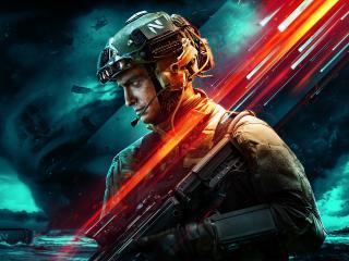 Battlefield 2042 HD Wallpaper wallpaper
