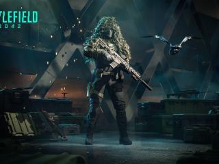 Battlefield 2042 Shooter wallpaper