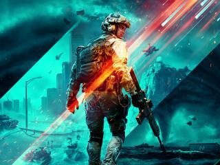Battlefield 2042 Ultra HD Wallpaper wallpaper