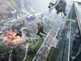 Battlefield 2042 War wallpaper