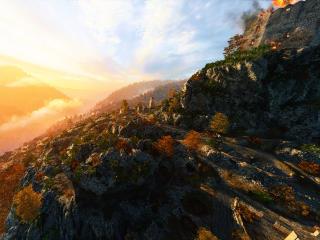 Battlefield 5 Sunrise wallpaper