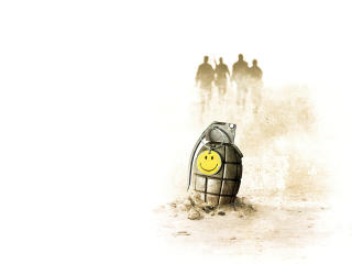 Battlefield Bad Company Game wallpaper