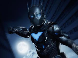 Batwing Batwoman TV Show wallpaper