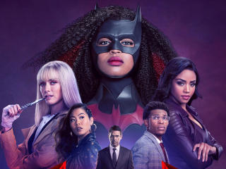 Batwoman 2 Tv Poster wallpaper