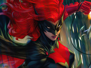 Batwoman DC Comic 2020 wallpaper