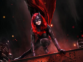 Batwoman Poster wallpaper