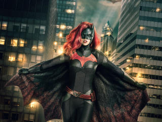 Batwoman Season 1 wallpaper