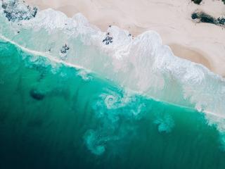Beach 4k Photography wallpaper