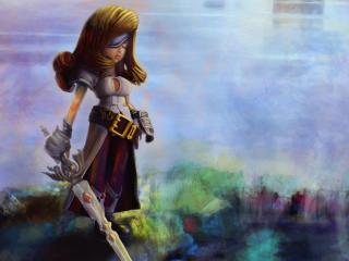 Beatrix Final Fantasy wallpaper