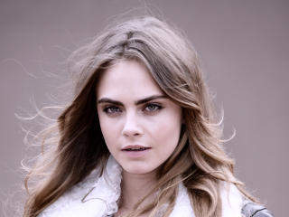 Beautiful Cara Delevingne Photo shoot wallpaper