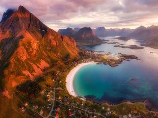 Beautiful HD Photography Mountain Landscape wallpaper
