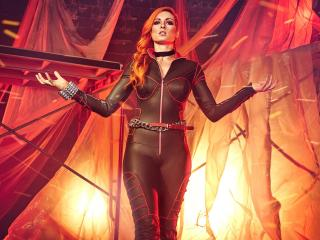 Becky Lynch WWE Halloween Photoshoot 2017 wallpaper
