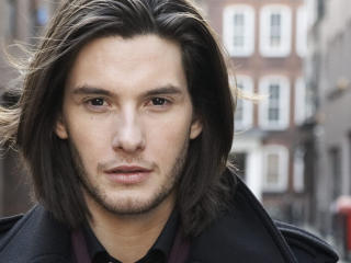 ben barnes, actor, black hair wallpaper