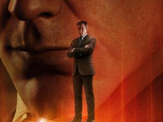 Ben Mendelsohn As Nolan Sorrento In Ready Player One wallpaper