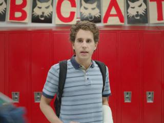 Ben Platt in Dear Evan Hansen Movie wallpaper