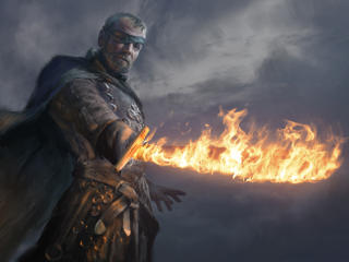 Beric Dondarrion Game Of Thrones 7 wallpaper