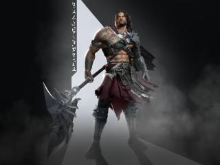 Berserker Hector Darkness Rises wallpaper