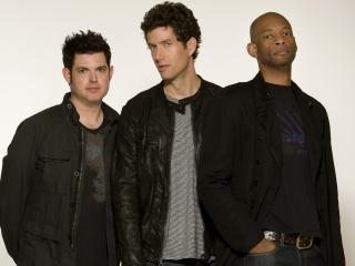 better than ezra, bald, haircut wallpaper