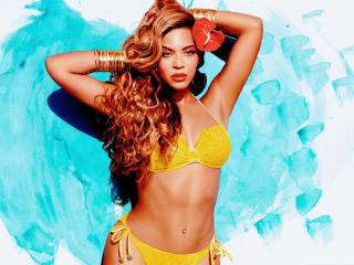 Beyonce Knowles sexy photos wallpaper