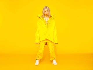 Billie Eilish 4K wallpaper