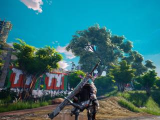 Biomutant Game 2019 wallpaper