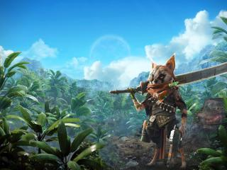 Biomutant wallpaper