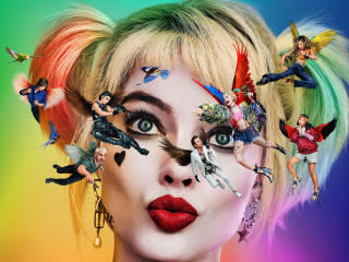Birds of Prey 2020 Movie wallpaper