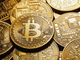 Bitcoin Cryptocurrency Coin wallpaper