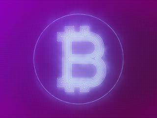 Bitcoin Money Art wallpaper