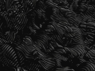 Black Abstract Dark Poster Oil wallpaper