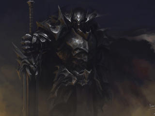 Black Knight Eternals Art 2020 wallpaper