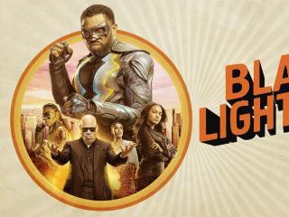 Black Lightning Season 3 wallpaper