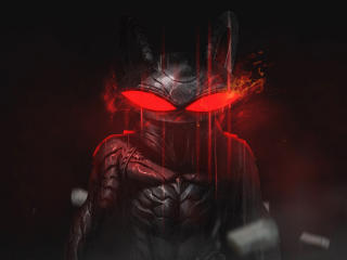 Black Manta wallpaper
