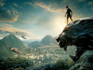 Black Panther 2017 wallpaper