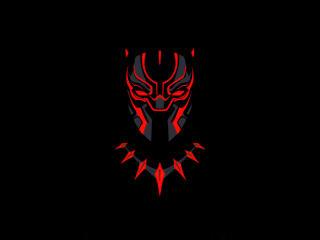 Black Panther 4k Dark wallpaper