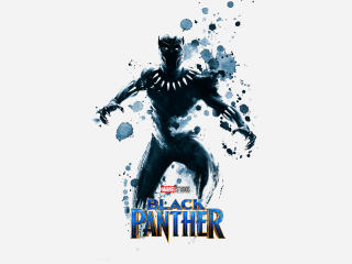 Black Panther Movie Official Poster wallpaper