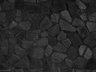 HD Wallpaper | Background Image Black Wall Pattern