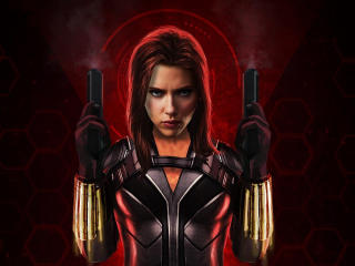 Black Widow 2020 Art wallpaper