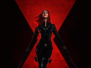 Black Widow 2020 wallpaper