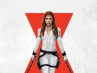 Black Widow 2021 Poster wallpaper